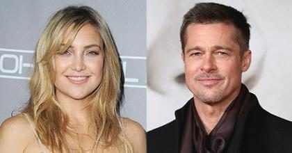 """""""Brad Pitt ya se mudó a la casa de Kate Hudson"""" y el hermano de la actriz reacciona así a la historia (+ Foto)"""