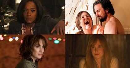 Las series nominadas a los Emmys, en idioma de moda