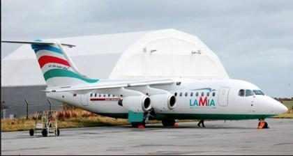 Tragedia en Medellín: Lamia, la aerolínea que nació en Venezuela y fue trasladada a Bolivia