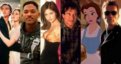 Las 90 películas más adoradas de los 90s (+ Videos)
