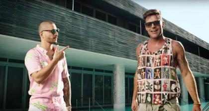 Ricky Martin y Maluma estrenaron el videoclip de <em>Vente Pa'Ca</em> y nos morimos de calor &iexcl;M&iacute;ralos! (+ Video)