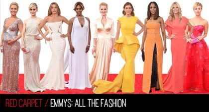Emmy Awards 2014 e as fotos dos famosos no tapete vermelho