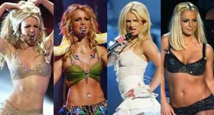 Así ha sido el legendario paso de Britney Spears en la historia de los MTV Video Music Awards (+ Videos)