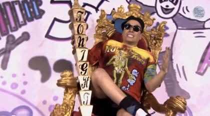Jimmy Fallon es el nuevo Príncipe del rap (+ Video)