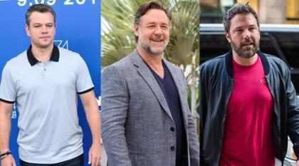 Matt Damon y Ben Affleck salpicados en el escándalo de acoso sexual de Harvey Weinstein