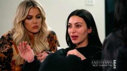 OMG! ¡Kim Kardashian llora por Kanye West y Scott Disick se declara adicto al sexo! (+ Video)