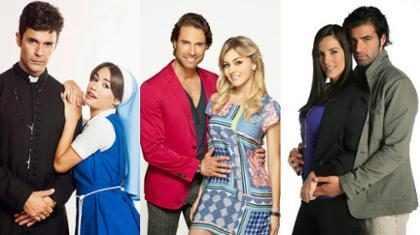 10 parejas de protagonistas de telenovelas que se enamoraron en la vida real