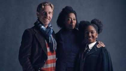 J.K Rowling fue vícitma de ataques racistas por la nueva Hermione