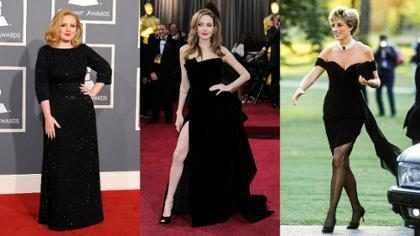 18 vestidos negros que han hecho historia (+ Fotos)