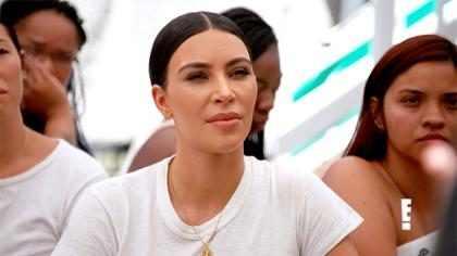 Kim Kardashian tuvo un emotivo encuentro con mujeres sin hogar ¡Mira!