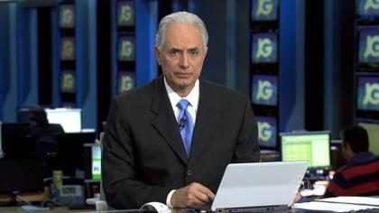 """William Waack se pronuncia após demissão da Globo: """"Não sou racista, tenho como prova minha obra"""""""
