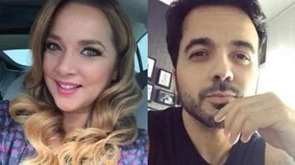 ¡Reencuentro de ex esposos! Mira a Adamari López rendirse ante los encantos de Luis Fonsi (+ Video)
