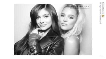 Khloé Kardashian actuó completamente evasiva ante los rumores de embarazo de Kylie Jenner