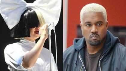 OMG! ¡Sia ataca a Kanye West de una manera contundente y creativa! (+ Video)