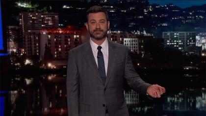 Jimmy Kimmel confesó que fracasó como presentador de los Oscars (+ Video)