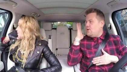Madonna aparece fazendo twerk em prévia de karaokê no carro