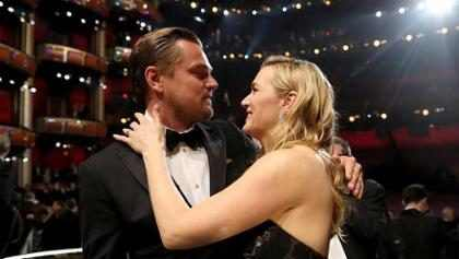 Leonardo DiCaprio y Kate Winslet demostraron que son Jack y Rose para siempre (Fotos + Video)