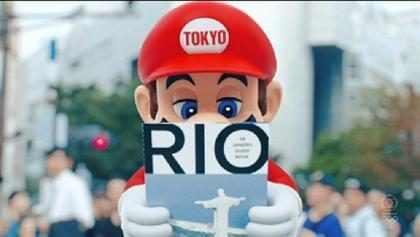 Mario Bros nos emociona con el adelanto de lo que serán los Juegos Olímpicos Tokio 2020  (+ Video)
