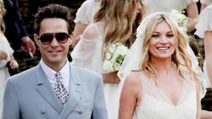 Los 5 vestidos de novia más impresionantes de las súpermodelos