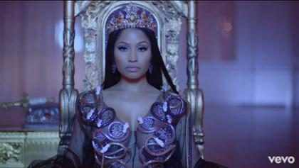 ¡Nicki Minaj estrena video para arremeter contra su peor enemiga! (+ Video)