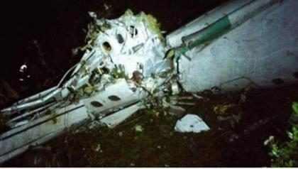 Tragedia en Medellín: Cayó el avión donde viajaban jugadores del Chapecoense de Brasil y hay decenas de muertos