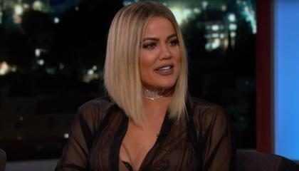 Khloe Kardashian presume de Tristan Thompson y de cómo se prepara para el bebé de Rob Kardashian