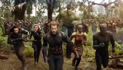 ¡El trailer de Avengers: Infinity War une al Capitán América, Doctor Strange, Iron Man y Guardianes de la Galaxia!