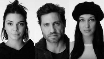 Kendall Jenner, Bella Hadid y Edgar Ramírez se unen para luchar por los derechos de la mujer (+ Video)