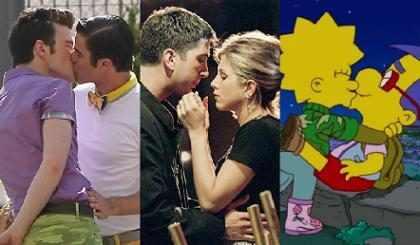 Los 8 besos que más esperamos en la TV (+ Videos)