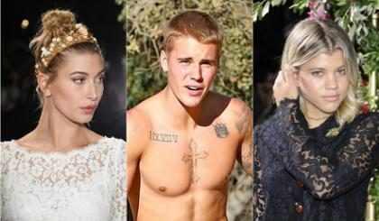 OMG! Hailey Baldwin y Sofia Richie tuvieron un incómodo encuentro que puso a sudar a Justin Bieber (+ Fotos)