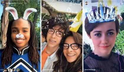 Instagram Stories ganha filtros, máscaras e recurso para rebobinar vídeos