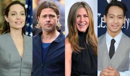 Guía práctica -ideal para principiantes- para entender el origen de la familia Jolie-Pitt (+ Fotos)