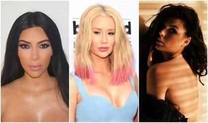 Top escândalos dos famosos com vídeos de sexo na web
