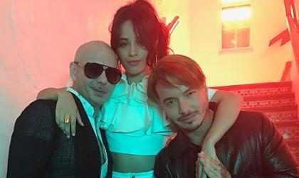 ¡Escucha ya la canción en español de Camila Cabello, J Balvin y Pitbull! (+ Audio)