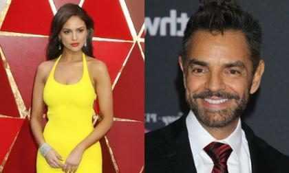 Esto es lo que Eugenio Derbez opina sobre el vestido que Eiza Gonzalez usó en el Oscar