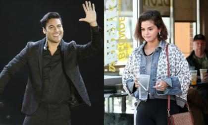 ¡La nueva canción de Carlos Rivera es sobre Selena Gómez!