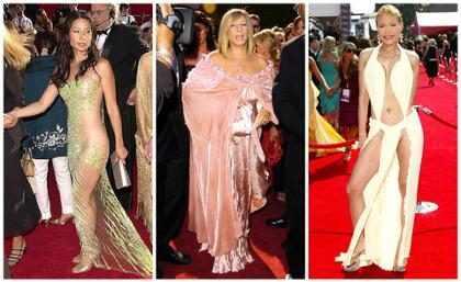 Emmy Awards: os piores looks da história