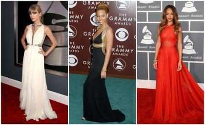 Os melhores looks da história do Grammy Awards