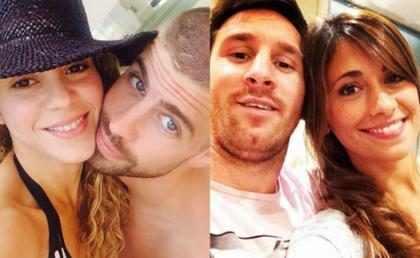 OMG! ¿La esposa de Messi no soporta a Shakira?