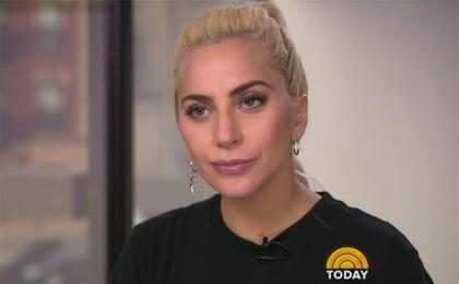 Lady Gaga revela que sofre de Estresse Pós-Traumático