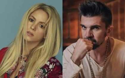 """¿Shakira fue """"fría"""" y """"seca"""" con Juanes?"""