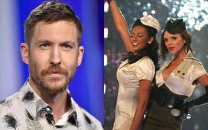 ¡Calvin Harris está obligado a revivir este éxito de las Spice Girls!