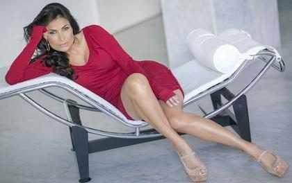 """Caterina Valentino: """"Yo lo que quiero es un país VIP"""""""
