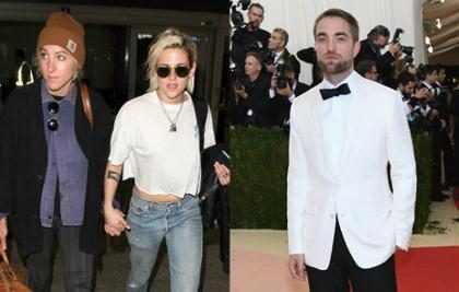 OMG! Esto es lo que Robert Pattinson opina sobre la salida del clóset de Kristen Stewart