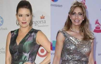 Alicia Machado sale al frente tras burlarse del divorcio de Lili Estefan