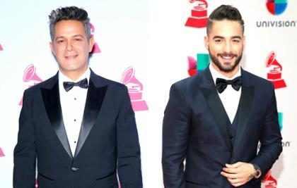 """¡Alejandro Sanz reprende a Maluma y le pide """"compañerismo"""" y """"respeto""""!"""