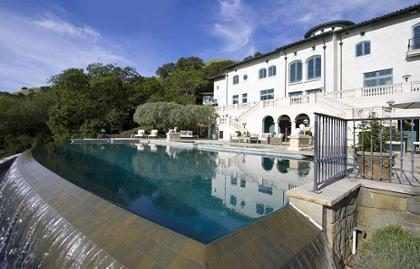 Así era la increíble mansión de Robin Williams… (+ Fotos)