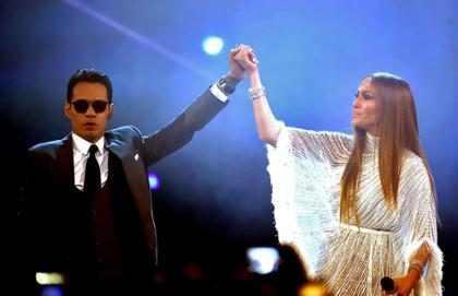 ¡Marc Anthony y Jennifer Lopez se volvieron a unir por un gran motivo! ¡Míralos!