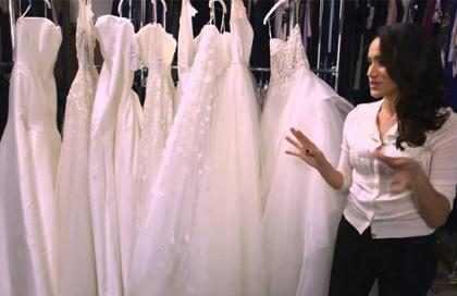 La guerra detrás del vestido de novia de Meghan Markle