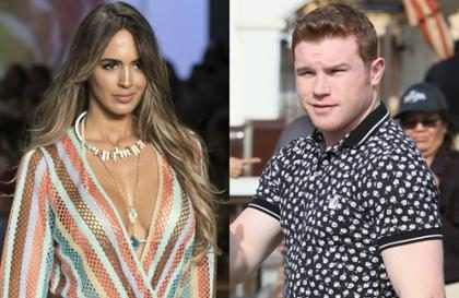 ¿Shannon de Lima y Canelo Álvarez pusieron fin a su romance?